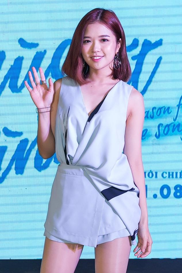 <p> Diễn viên - ca sĩ Suni Hạ Linh.</p>