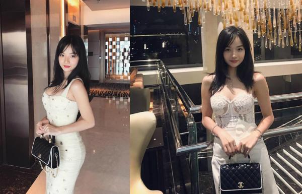Nhan sắc nóng bỏng của nữ CĐV trả lời phỏng vấn đài Hàn Quốc - 4