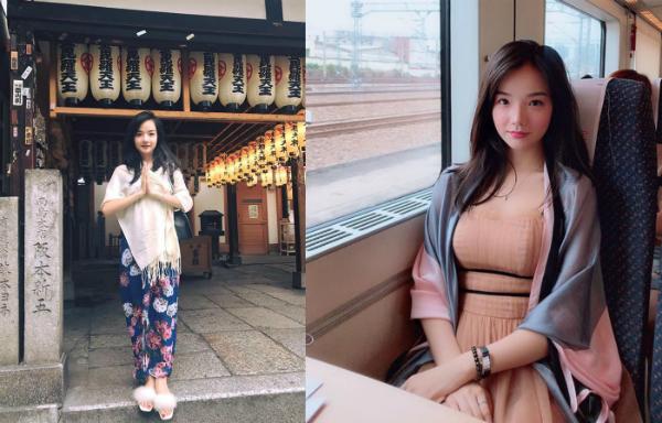 Nhan sắc nóng bỏng của nữ CĐV trả lời phỏng vấn đài Hàn Quốc - 7
