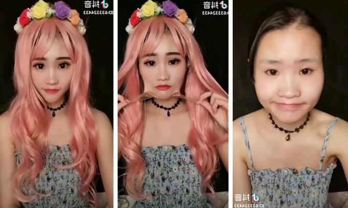 """<p> Clip tẩy trang của các cô gái luôn thu hút cả triệu lượt xem. Sau khi được đăng tải trên mạng xã hội Trung Quốc, những clip này cũng gây sốt tại nhiều quốc gia khác. Nhiều tờ báo phương Tây cũng bày tỏ sự ngạc nhiên vì trình độ """"hóa trang"""" của các cô gái châu Á.</p>"""