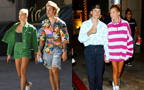 Justin và Hailey sánh đôithời gian gần đây.