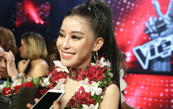 Cô gái triệu view đăng quang Giọng hát Việt 2018