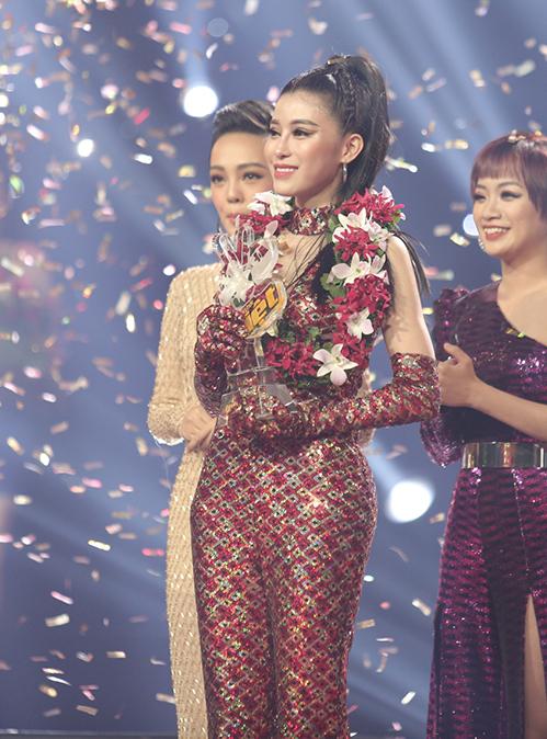 Ngọc Ánh - từ PG rao bán hàng đến quán quân Giọng hát Việt