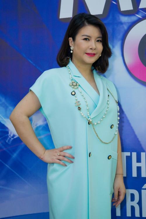 Kim Oanh - trường hợp giám khảo tốn không ít giấy mực của báo chí thời gian qua.