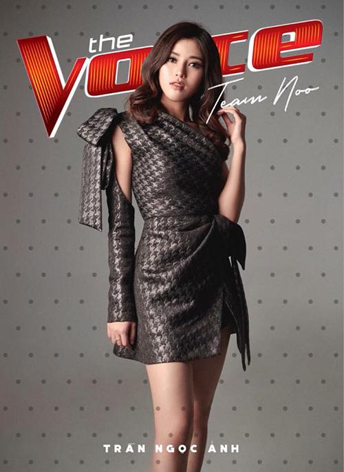 Ngọc Ánh - từ PG rao bán hàng đến quán quân Giọng hát Việt - 8