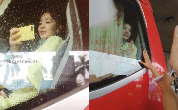 Trong lần quay trở lại Việt Nam này, Dara và một số nghệ sĩ Hàn sẽ ghi hình cho chương trình thực tế Cart Show 2 của đài MBN từ ngày 3/9-5/9.
