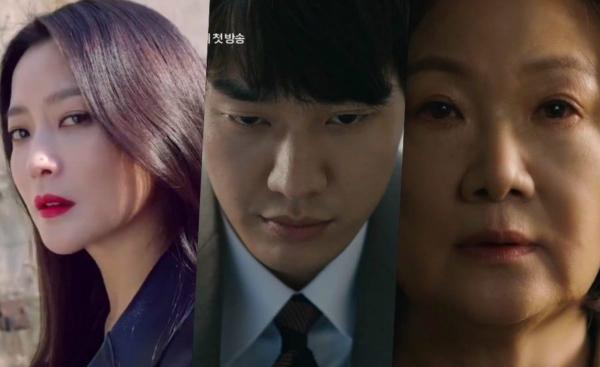 Chị đại Kim Hee Sun tái xuất giang hồ với vai nữ luật sư đẹp mê hồn