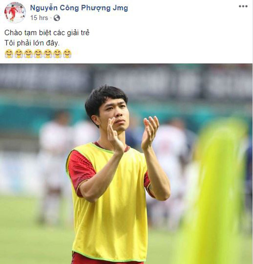 5 chàng soái ca sẽ không còn thi đấu cho U23 Việt Nam sau kỳ ASIAD