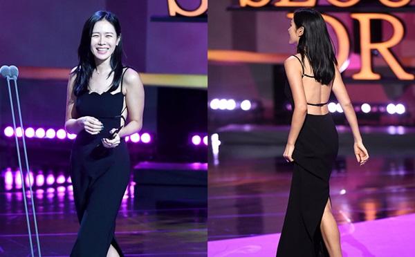 Những lần hở bạo gây bão của chị đẹp Son Ye Jin