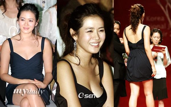 Những lần hở bạo khiến khán giả nín thở của chị đẹp Son Ye Jin - 6