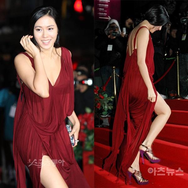 Những lần hở bạo khiến khán giả nín thở của chị đẹp Son Ye Jin - 2