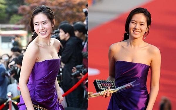 Những lần hở bạo khiến khán giả nín thở của chị đẹp Son Ye Jin - 3