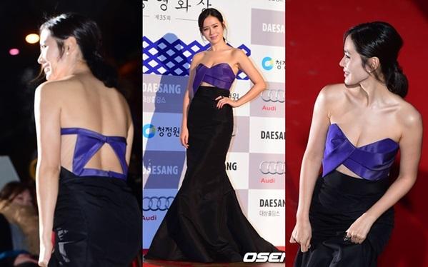 Những lần hở bạo khiến khán giả nín thở của chị đẹp Son Ye Jin - 5