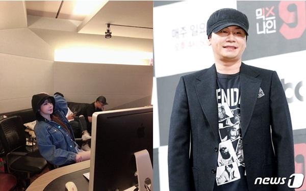 YG từng nói sức khỏe của Park Bom là nguyên nhân dẫn tới sự tan rã của 2NE1.