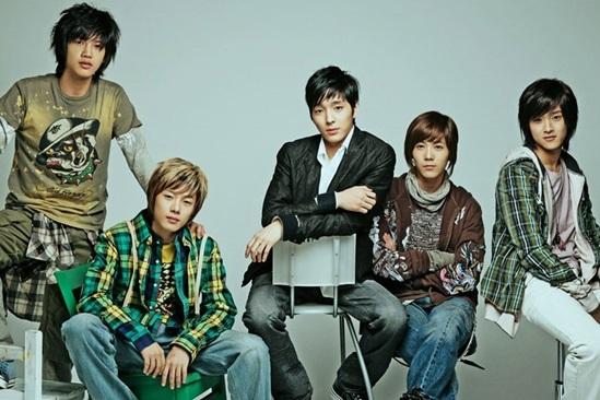 Thánh Kpop mới nhận ra đây là nhóm nhạc nam thế hệ thứ 2 nào? - 1