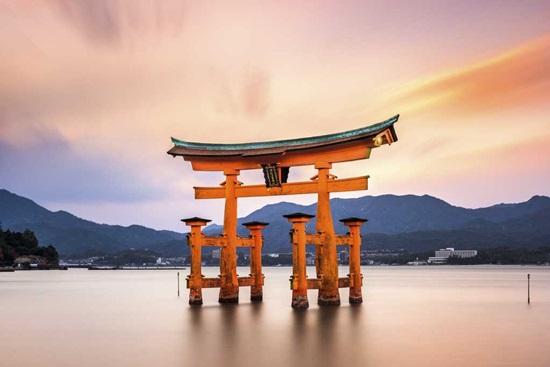 Đây là điểm đến nổi tiếng nào của đất nước Nhật Bản? - 6