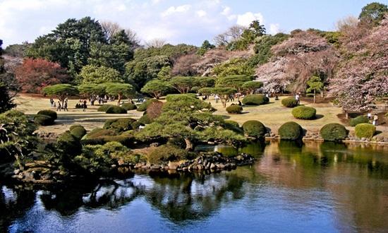 Đây là điểm đến nổi tiếng nào của đất nước Nhật Bản? - 8