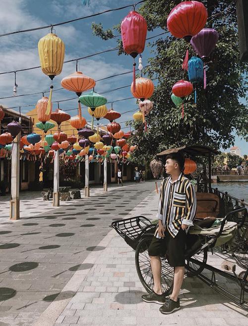 Will háo hức trong lần đầu đến diễn ở Phan Thiết.
