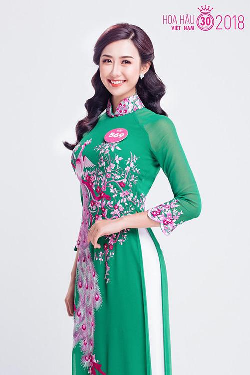 Thí sinh HHVN Phạm Ngọc Linh.