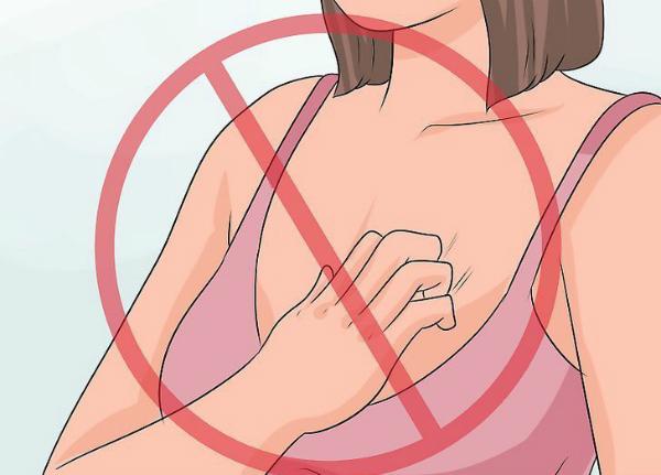 Ngực đau rát sưng đỏ, vì đâu?