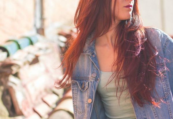 Mái tóc cho biết gì về sức khỏe của bạn - 3