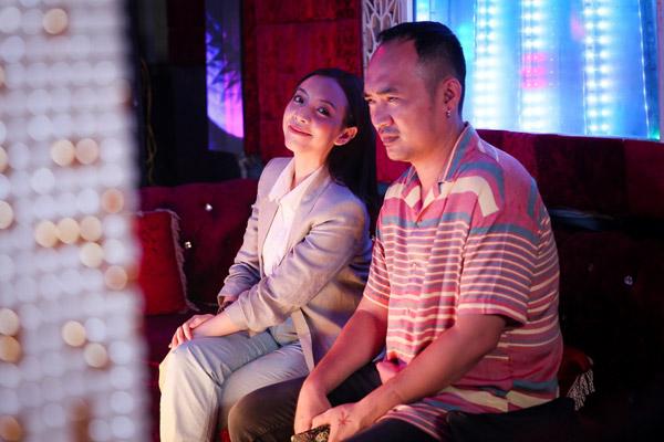Vợ chồng Thu Trang - Tiến Luật đầu tư tới 16 tỷ đồng cho bộ phim này.