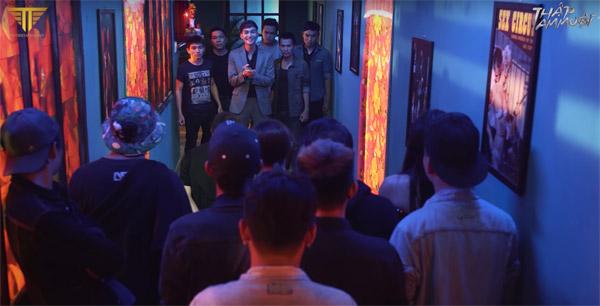 Nội dung của phim điện ảnh sẽ tiếp nối những gì đã diễn ra trên web series.