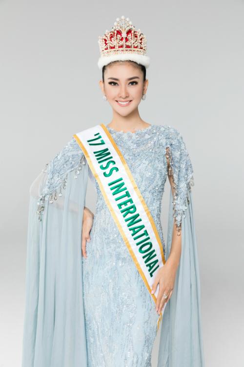 Hoa hậu Quốc tế 2017 Kevin Lilliana