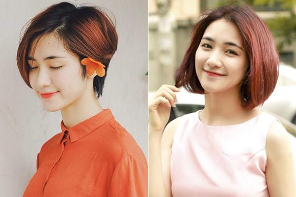 Thời mới vào nghề, Hòa Minzy từng gắn liền hình ảnh với các kiểu tóc ngắn cá tính, nhuộm đủ màu sắc rực rỡ nổi bật. Thời gian gần đây, cùng với việc thay đổi về phong cách ăn mặc và gu ăn mặc, Hòa Minzy chuyển qua để tóc dài nữ tính hơn. So với các kiểu tóc ngắn trước đây, kiểu tóc lob mới của Hòa Minzy trông sành điệu hơn hẳn.