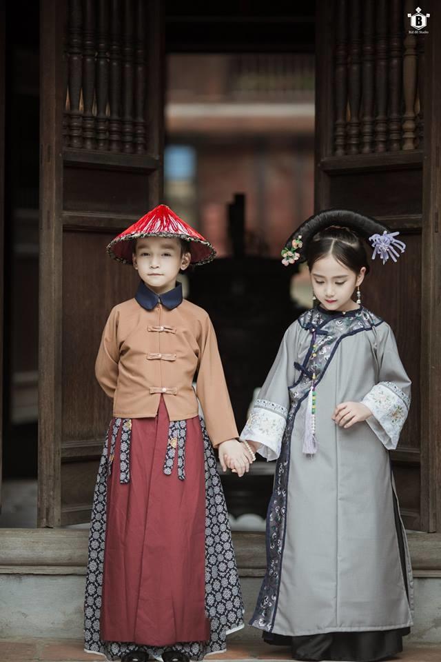"""<p> Cao Hữu Nhật và Khánh Linh hóa thân thành cặp đôi """"ngôn tình"""" nhất phim.</p>"""