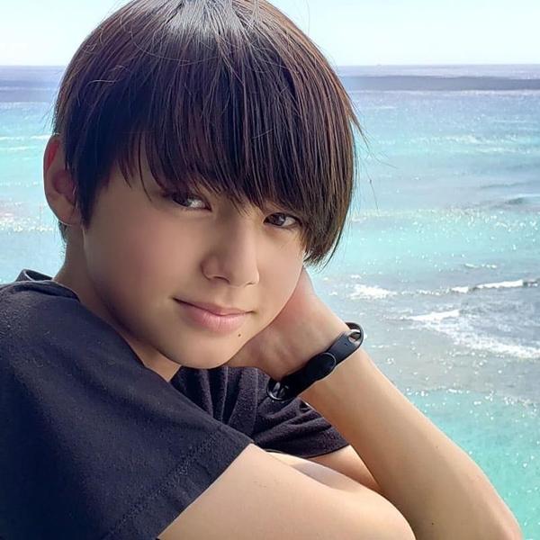 Cậu bé lai Đức - Nhật nếu debut hội chị em chỉ có nước xin chết - 3