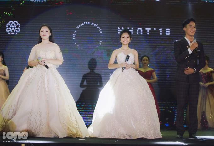 <p> Top 3 lọt vào vòng thi ứng xử là Vũ Nam Trang Linh, Nguyễn Minh Thy và Hà Nhật Minh.</p>