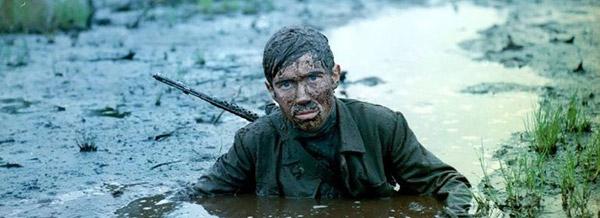 Sao nhí 14 tuổi bạc cả tóc vì quá nhập vai trong bộ phim chiến tranh xuất sắc - 1