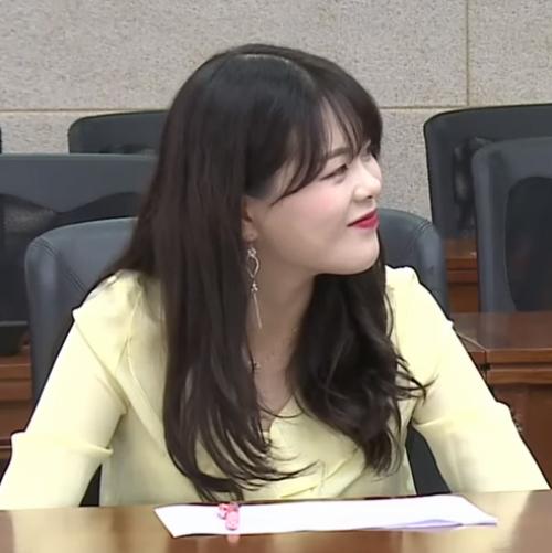 Esther Lee trên báo Hàn.