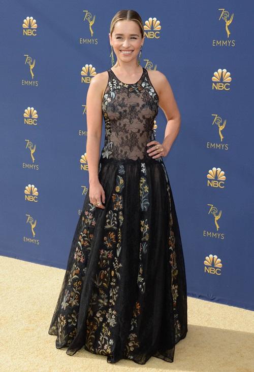 Nữ diễn viên Game of Thrones, Emilia Clarke.
