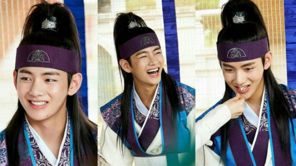 Những thần tượng Hàn Quốc khiến fan rung rinh khi đóng phim cổ trang - 4