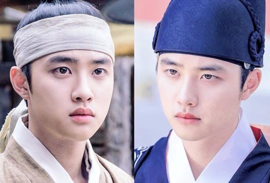 Những thần tượng Hàn Quốc khiến fan rung rinh khi đóng phim cổ trang