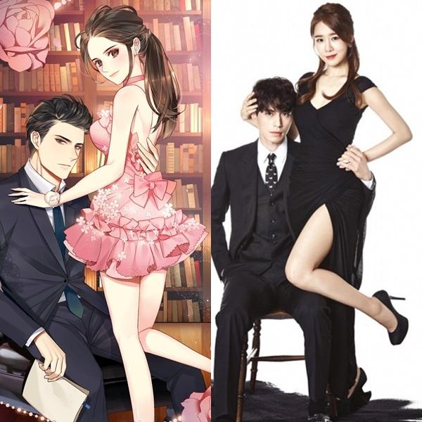 Touch your heart được sản xuất dựa trên webtoon nổi tiếng cùng tên của Hàn Quốc. Lee Dong Wook và Yoo In Na là những diễn viên được nhận xétđo ni đóng giày cho vai chính trong phim.