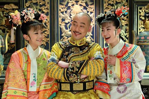 Tân Hoàn Châu Cách Cách không có dàn sao nổi tiếng nhưng vẫn hút khán giả.