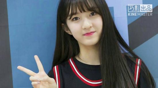 Ban gái tin đồn của Jung Kook là thành viên hụt của Tân binh quái vật 2018 - 4