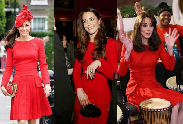Công nương Kate là người siêu tiết kiệm, luôn mặc đi mặc lại đồ cũ? - 7