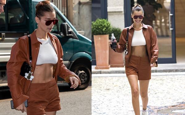 Bella xuất hiện tại Milan ngày 20/9.