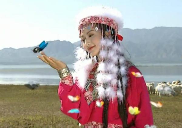 Hàm Hương do Lưu Đan thủ vai là một vai diễn khó quên trên màn ảnh nhỏ.