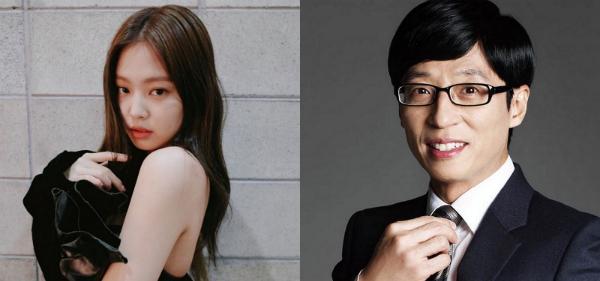 Jennie hợp tác cùng vua hài xứ Hàn.