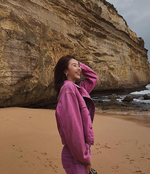Quỳnh Anh Shyn khiến fan ghen tỵ vì được vi vu khắp thế giới liên tục.