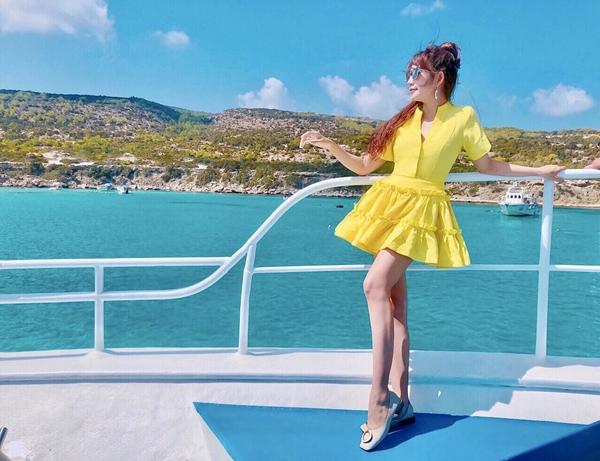 Lý Hải - Minh Hà trốn con hẹn hò lãng mạn ở Hy Lạp - 2
