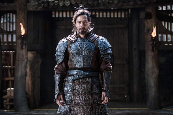 Phim của Jo In Sung đang dẫn đầu doanh thu phòng vé.