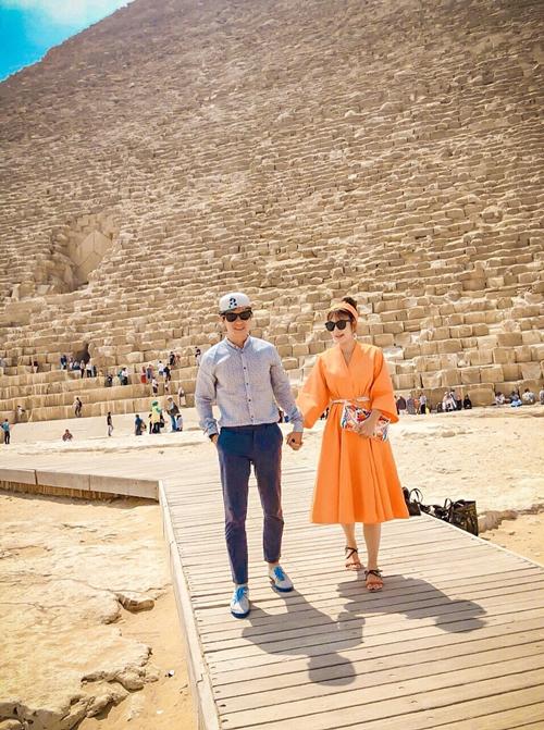 Lý Hải - Minh Hà trốn con hẹn hò lãng mạn ở Hy Lạp - 6