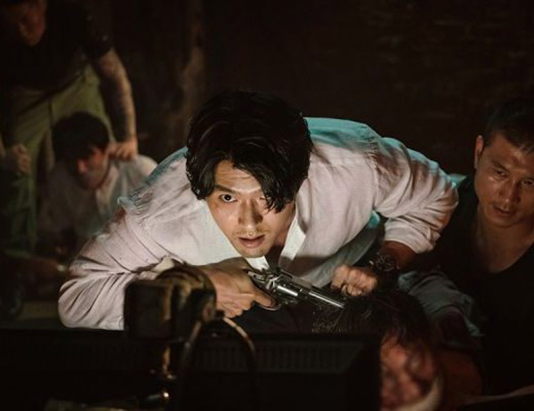 Hyun Bin lần đầu đóng vai phản diện trên màn ảnh.