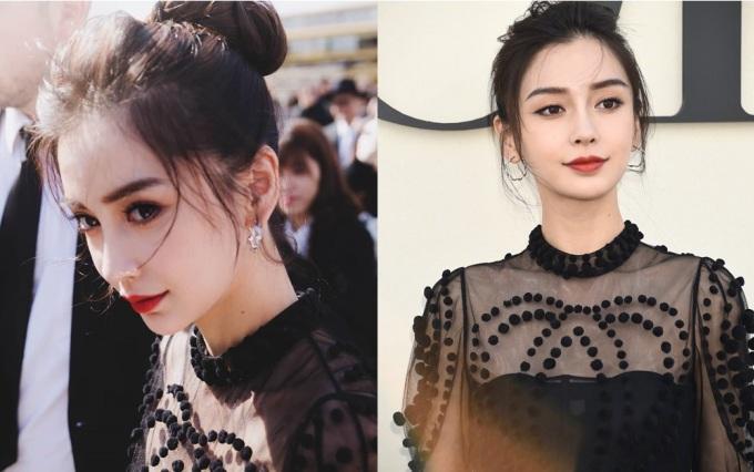 <p> Netizen quốc tế hết lời khen ngợi thần thái của Angelababy. Với kinh nghiệm làm người mẫu, cô luôn tự tin và tỏa sáng trong mọi khung hình.</p>